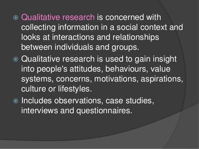 quantitative research for dummies This mini-tutorial will help you understand the differences between qualitative and quantitative forms of data.