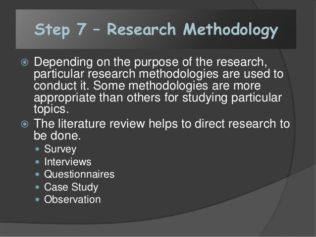 literature review cafs irp