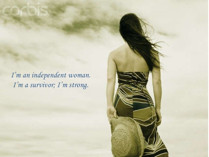 Image result for independent woman