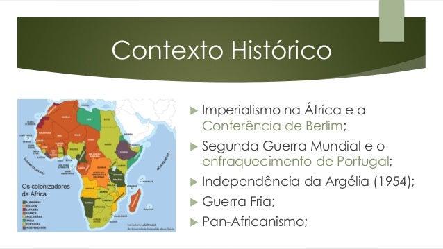 Independência - Angola e Moçambique Slide 2