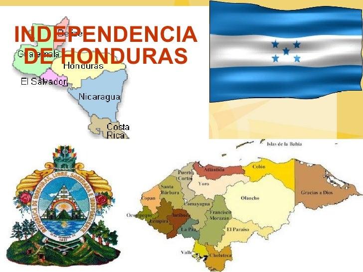 Image result for independencia de honduras
