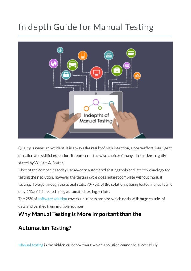 Blood Tests Manual Guide