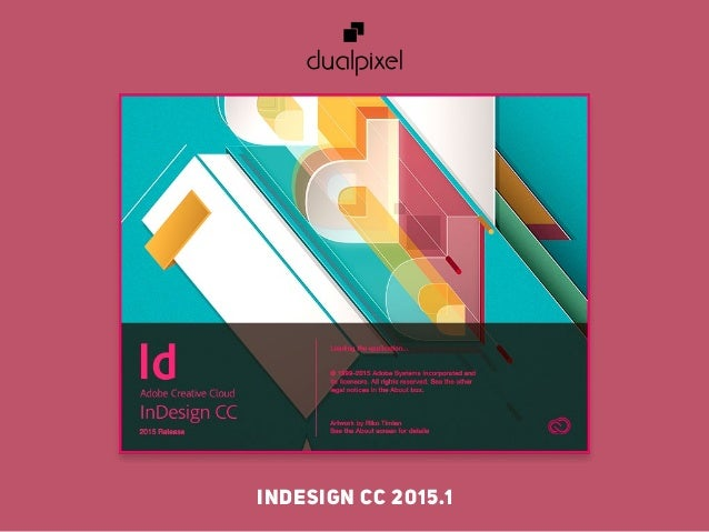 indesign cc 2015.1
