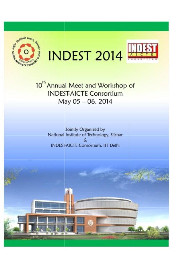 INDEST 2014INDEST 2014INDEST 2014INDEST 2014INDEST 2014 1010101010ththththth Annual Meet and WAnnual Meet and WAnnual Meet...