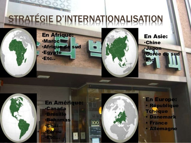 internationalisation of starbucks The results show that the internationalization process of starbucks presents as a prominent feature the use of a growing phenomenon, which is relying on local partners in the host countries also .