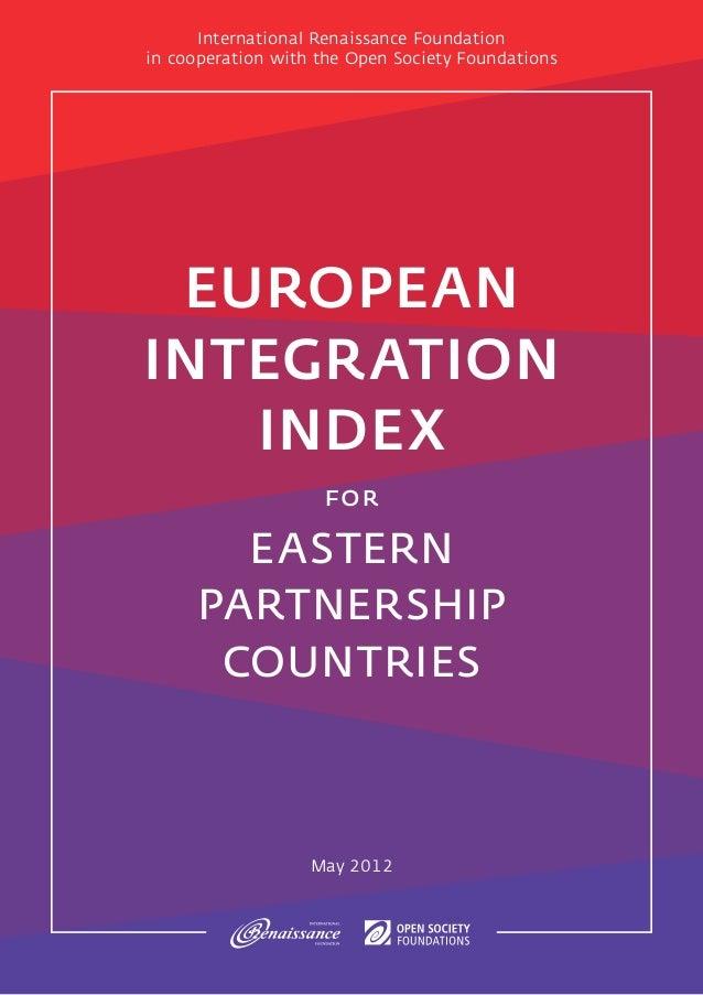 International Renaissance Foundationin cooperation with the Open Society Foundations EUROPEANINTEGRATION   INDEX          ...