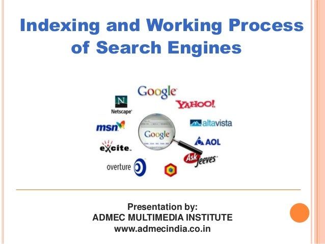working of web search engines Google custom search enables you to create a search engine for your website, your blog, or a collection of websites you can configure your engine to search both web pages and images.
