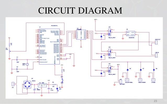 hybrid solar power wiring diagram example electrical wiring diagram u2022 rh cranejapan co Light Switch Wiring Diagram Residential Electrical Wiring Diagrams