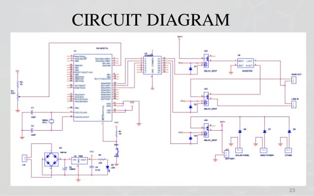 Hybrid Solar Power Wiring Diagram Wiring Diagram Libraries