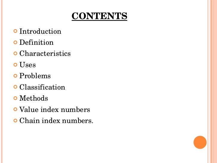 Index Number Slide 2