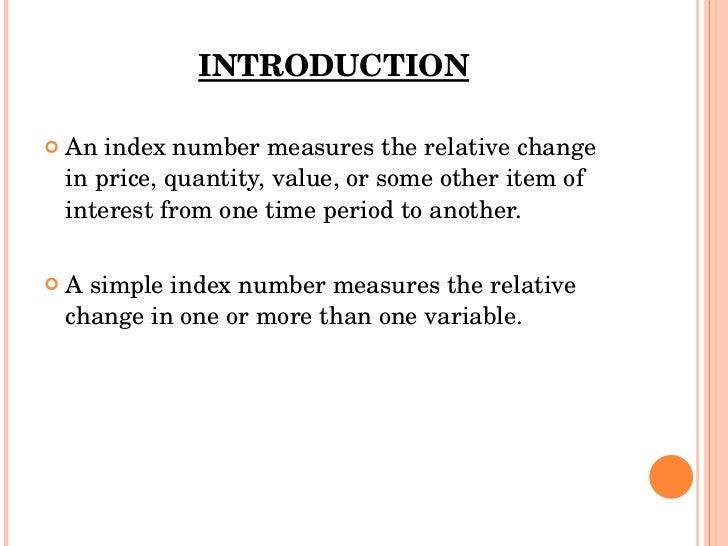 Index Number Slide 3