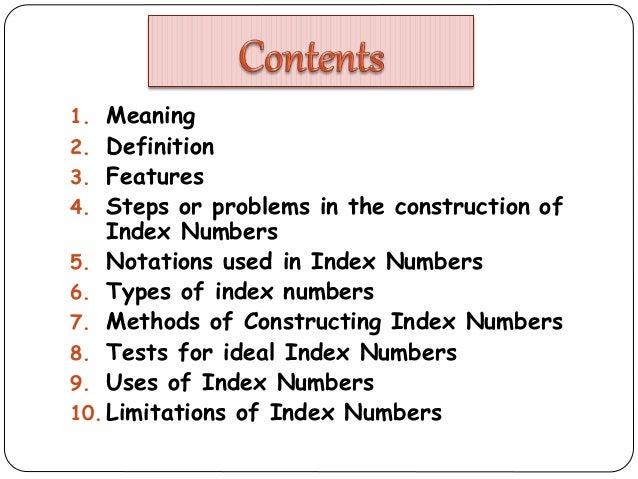 INDEX NUMBER STATISTICS EPUB DOWNLOAD