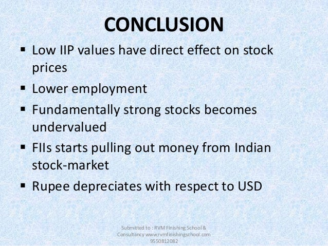 impact of fiis on indian stock market for a period of 2006 2009 Foreign institutional investments in india:  panic during 2008–2009 when fiis withdrew us$  is to analyse the effect of fiis on stock market .