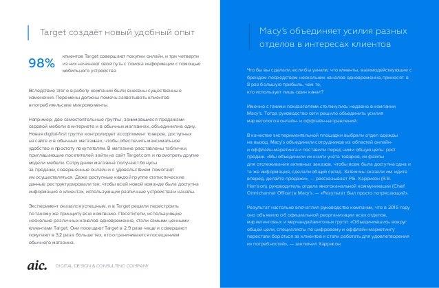 DIGITAL DESIGN & CONSULTING COMPANY Вследствие этого в работу компании были внесены существенные изменения. Перемены должн...