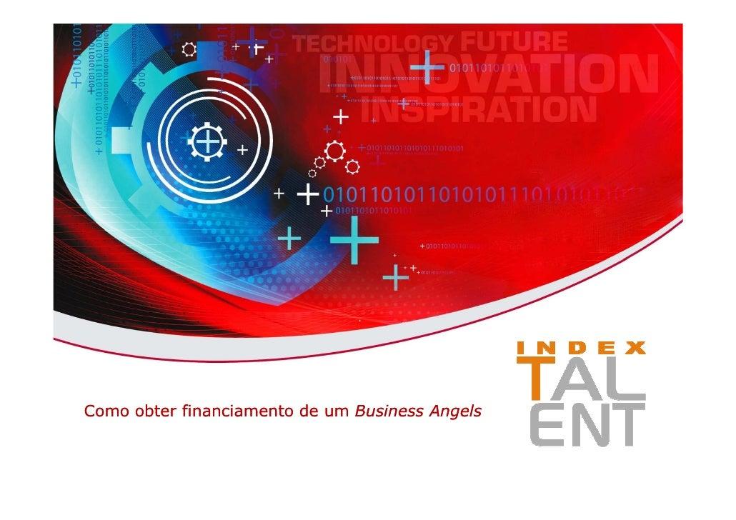 Como obter financiamento de um Business Angels