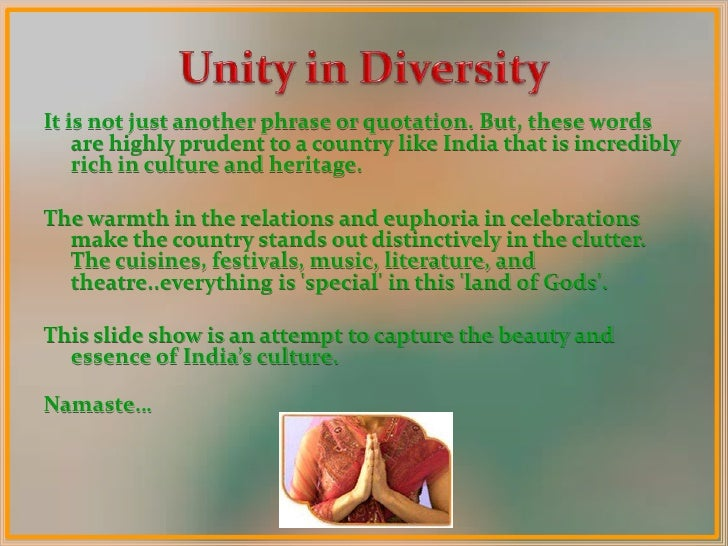 Indian Culture: Essay, Speech, Article, Paragraph, Short Note