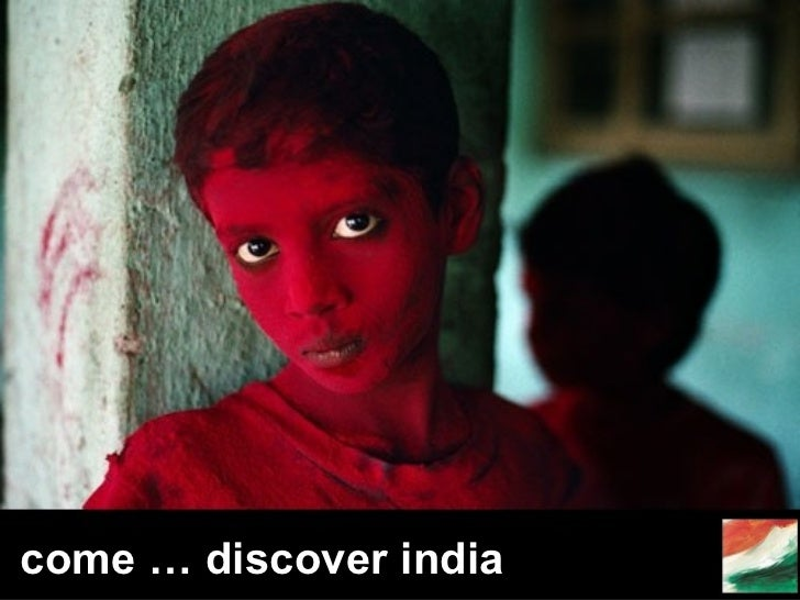 come … discover india