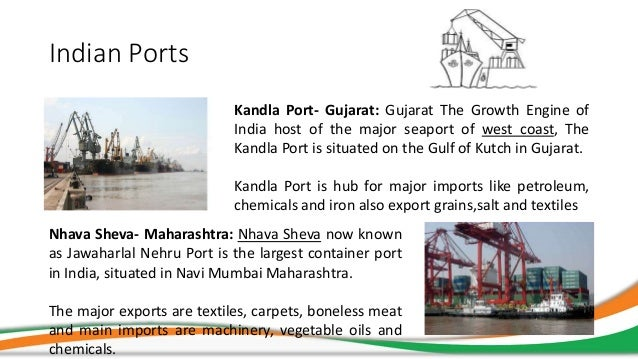 India - Demographic, export import, ports, tourism, industry