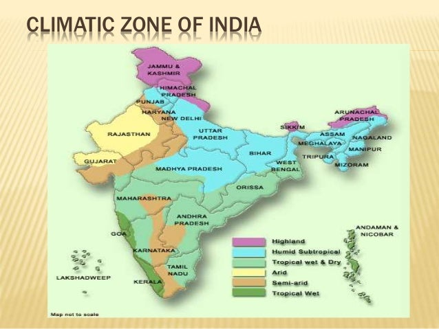 essay on climate of india