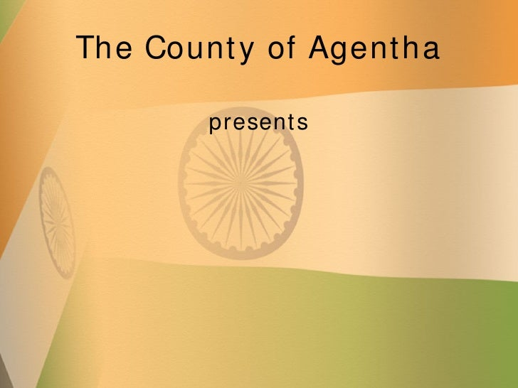 India Flag PowerPoint Presentation (PPT) Template