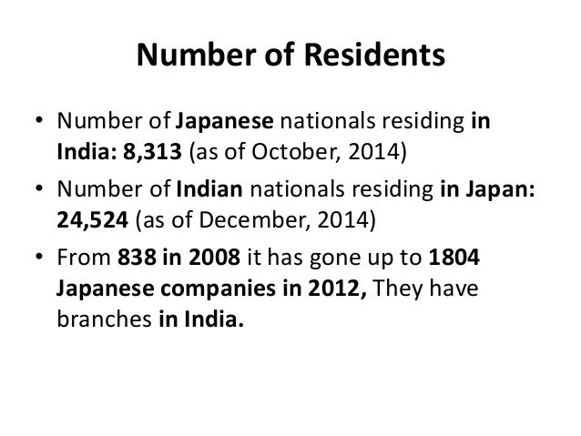 trade relationship between india and japan