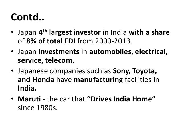 india japan relationship 2012 toyota