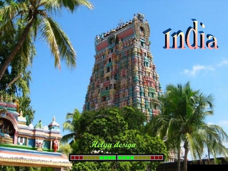 India Helga design