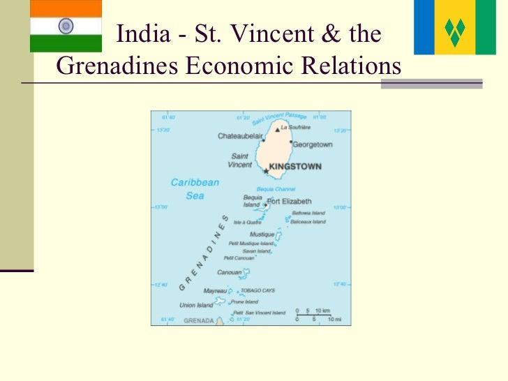 India - St. Vincent & theGrenadines Economic Relations