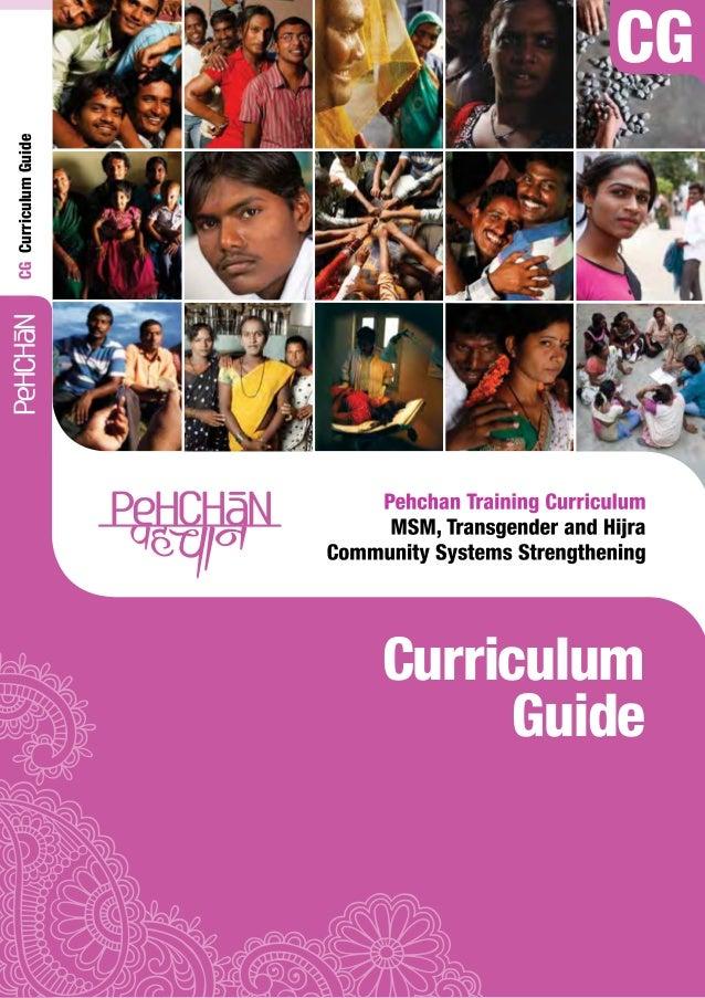 CGCurriculumGuide Curriculum Guide CG
