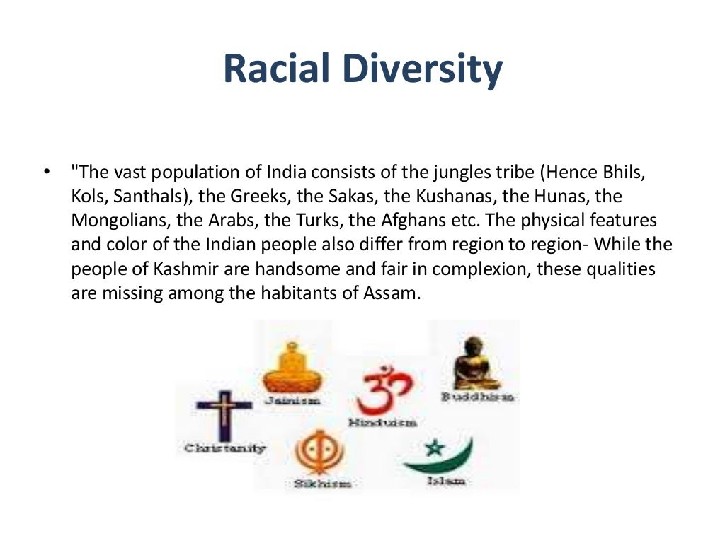 india land of diversity essay Here is your essay on the different forms of diversity seen in india for school and   it is the land of many languages it is only in india people professes all the.