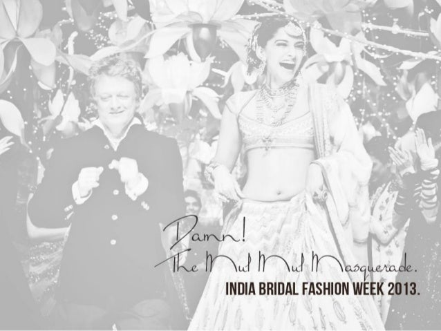India Bridal Fashion Week 2013 The India Bridal Fashion Week that showcased the Collections of 12 designers came to a clos...
