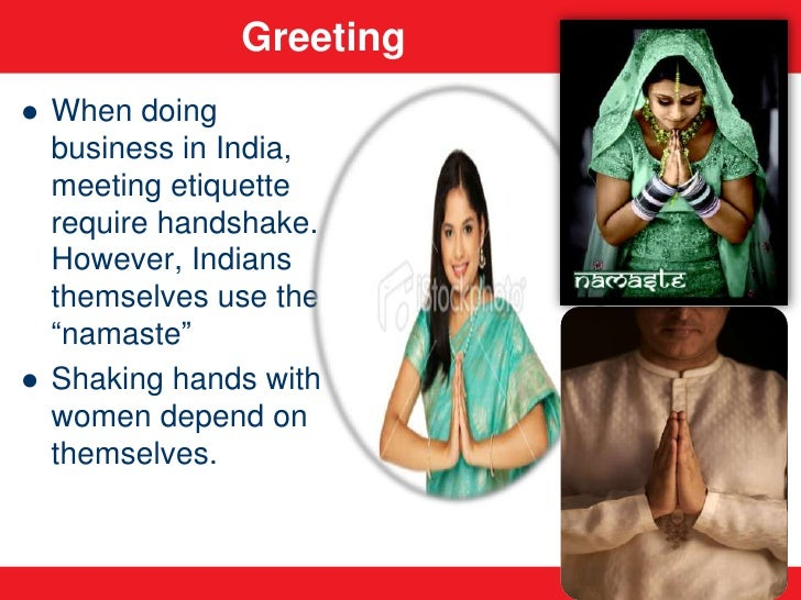 Understanding India's culture is key for business