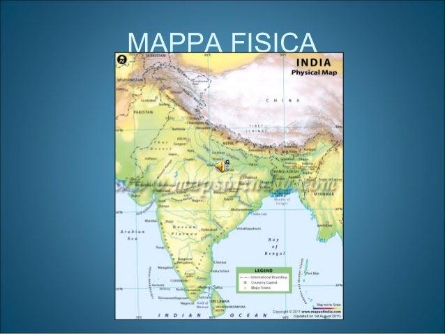 MAPPA FISICA