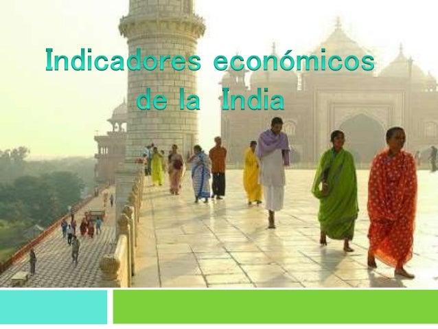 En India, más de 380 millones de indios (72 millones de hogares) tienen un ingreso anual de más de 10.000 dólares ... La e...