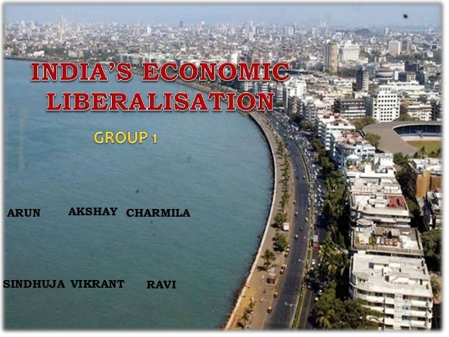 liberalisation in india T hough economic liberalization in india can be traced back to the late 1970s, economic reforms began in earnest only in july 1991 a balance of payments crisis at the time opened the way for an.
