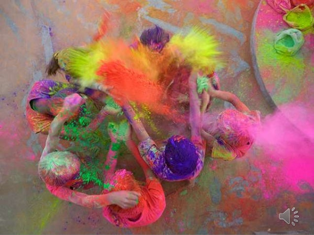 India Festival of Colors 2013
