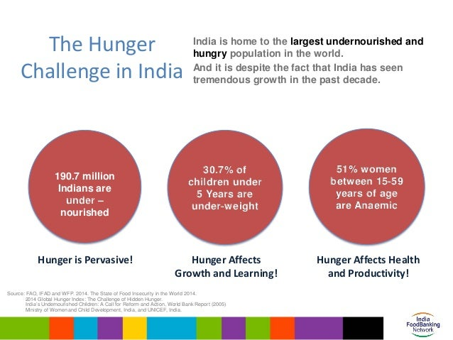 India FoodBanking Network - Leading India's Fight Against ...