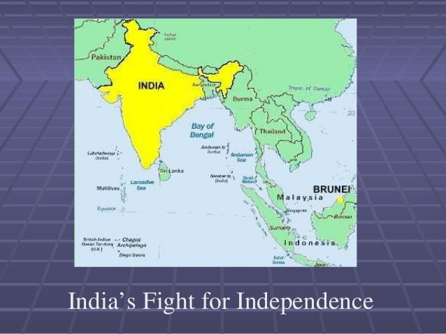 India's Fight for Independence