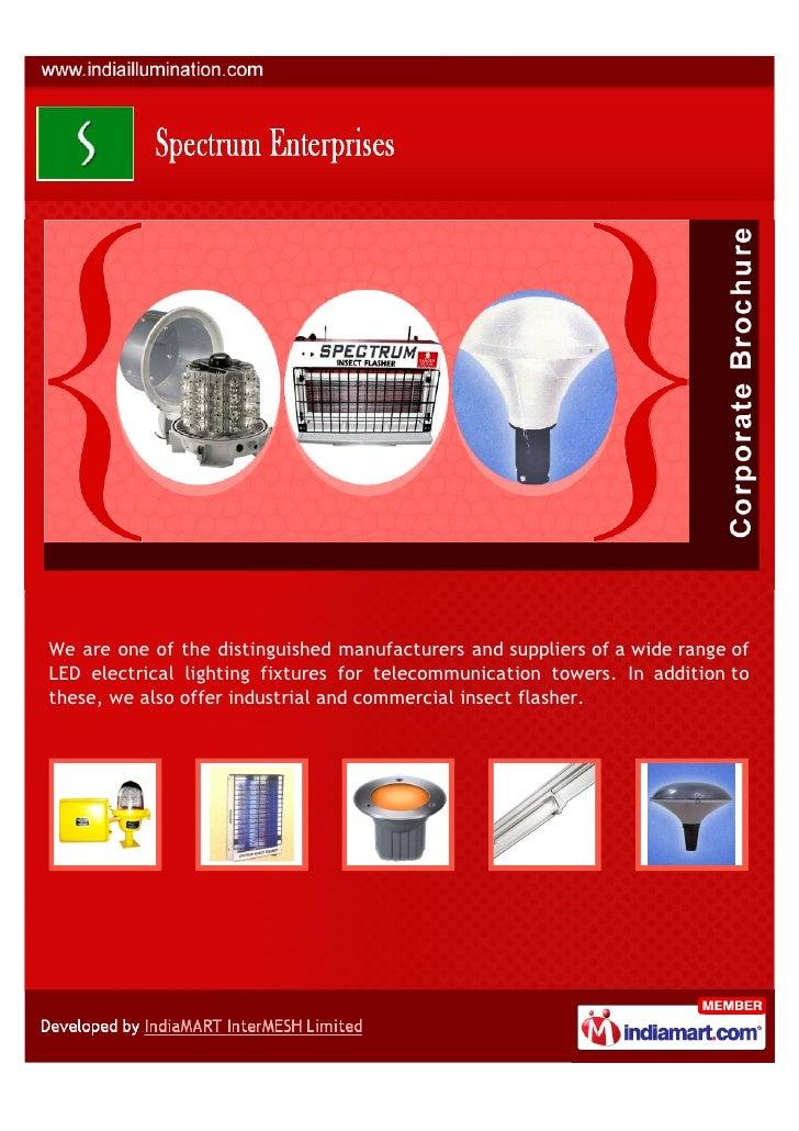 Spectrum Enterprises, Kolkata, LED Electrical Lighting
