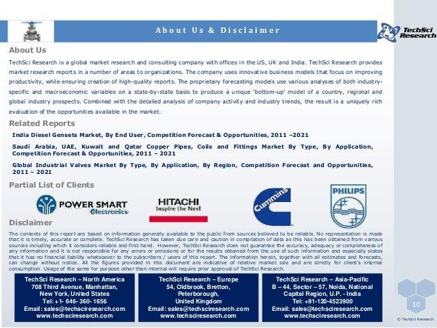 India Industrial Valves Market Forecast 2022 - brochure