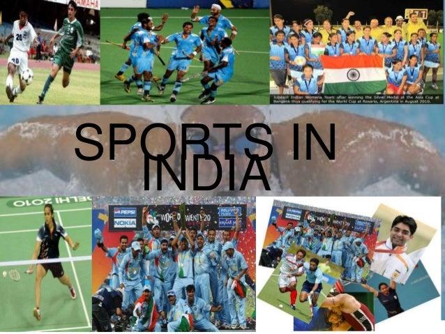 Indien Sport