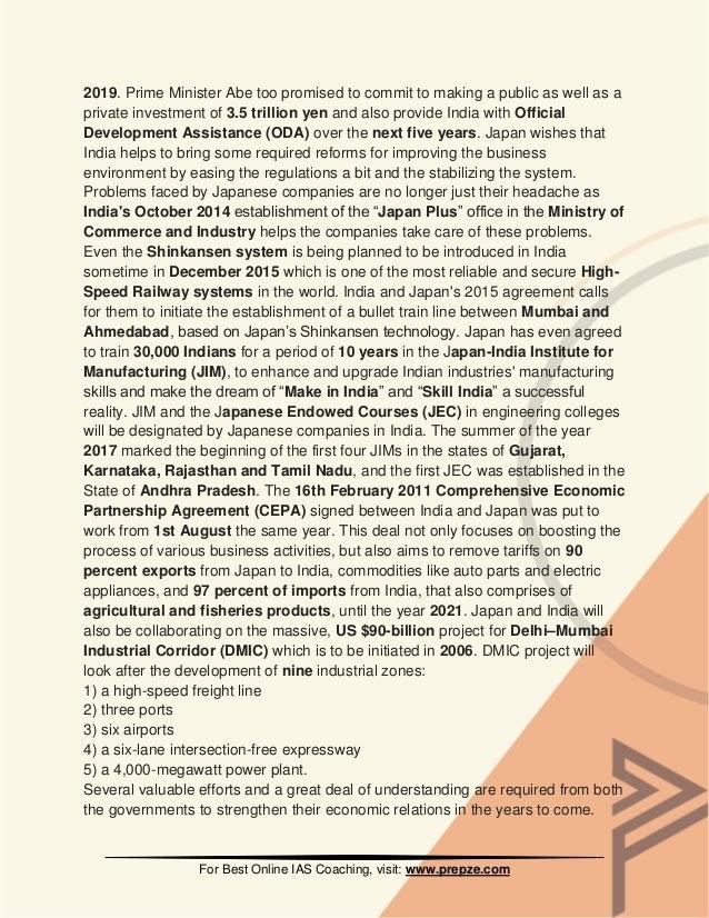 Current Affairs for IAS Exam (UPSC Civil Services) | India