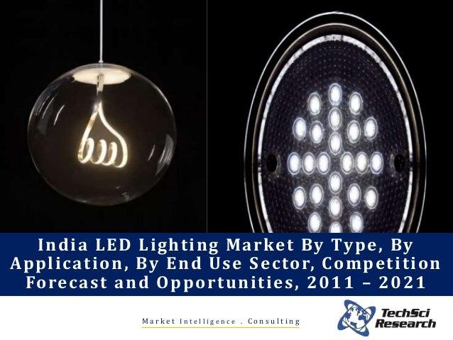 india led lighting market 2021 brochure