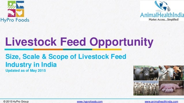 Animal Feed Industry in India / Livestock Feed Industry / Poultry Fee…