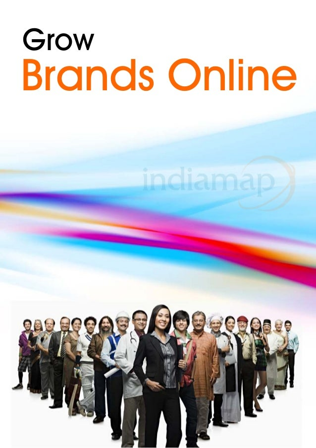 GrowBrands Online