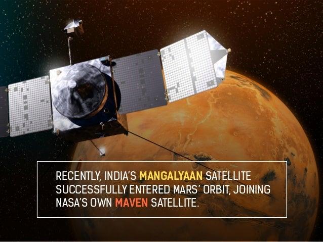India's Mission to Mars Slide 2