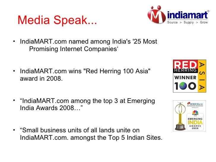 IndiaMART.com Reviews Slide 2