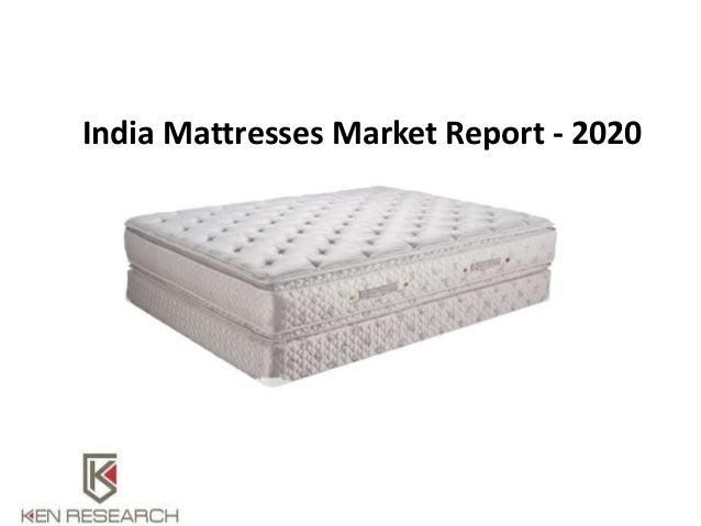 india mattresses market report 2020 online sales mattress - Online Mattress Sales
