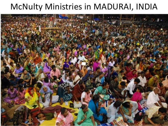 McNulty Ministries in MADURAI, INDIA