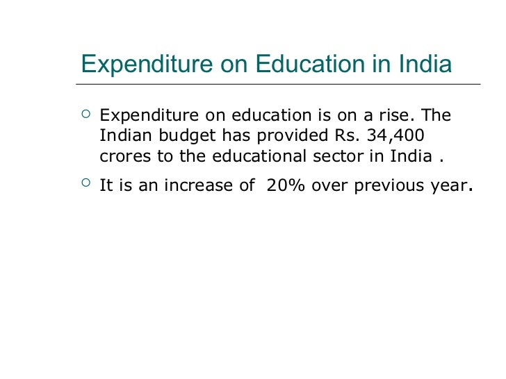 education after independence
